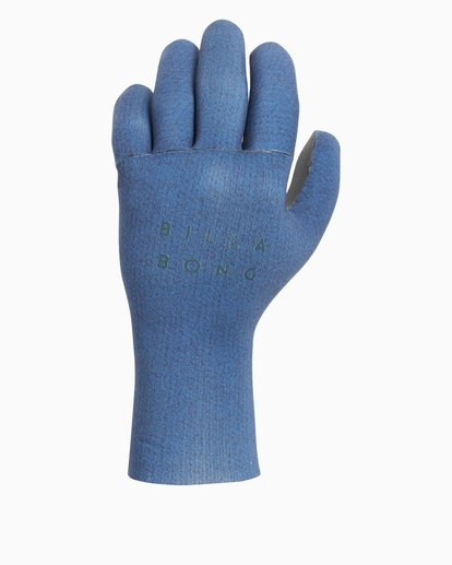 0 2mm Salty Daze Wetsuit Gloves Blue JWGLQBG2 Billabong