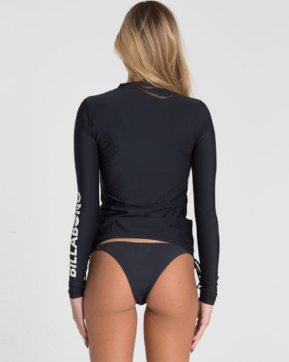 2 Core Loose Fit Long Sleeve Rashguard  JWLYLCLL Billabong