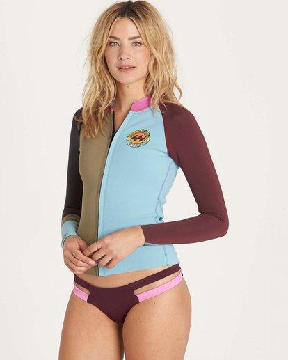 1 Surf Capsule Peeky Jacket  JWSHLSCL Billabong