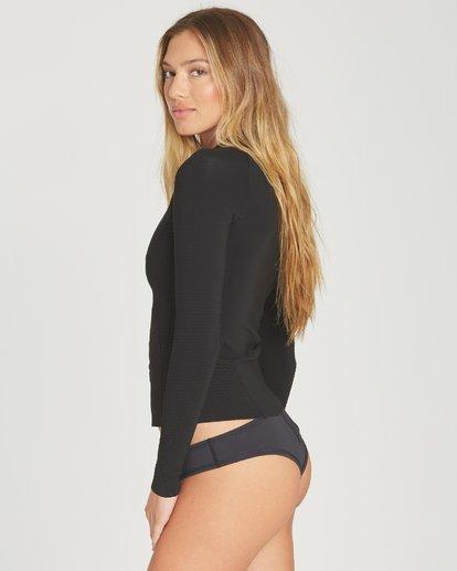 3 Peeky Wetsuit Jacket White JWSHTBSL Billabong