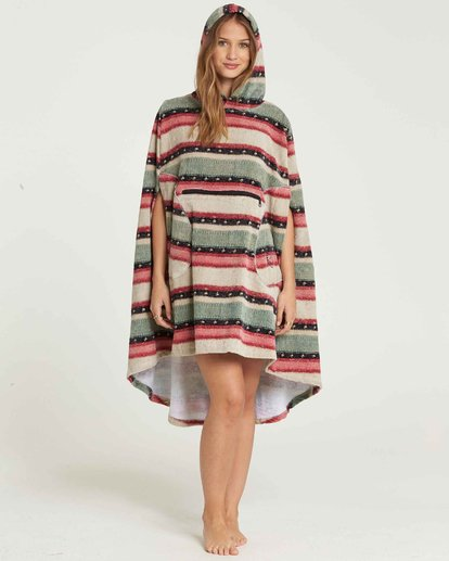 1 Hooded Towel Changing Poncho  JWTWQBHT Billabong