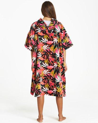 1 Hoodie Towel Red JWTWVBHT Billabong