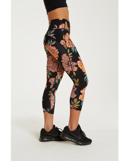 2 Capri Pant Black JY42TBCA Billabong