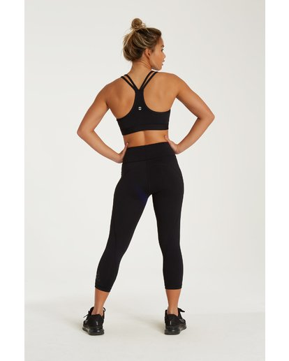 4 Capri Pant Black JY44TBCA Billabong