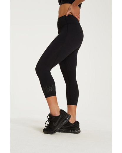 2 Capri Pant Black JY44TBCA Billabong