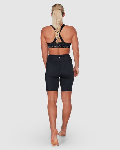 1 Move On Bike Short Black JY48VBMO Billabong
