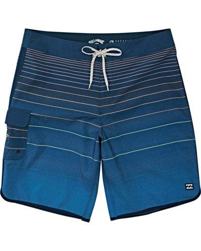 0 Boys' (2-7) 73 Stripe Pro Boardshorts Yellow K1271BST Billabong