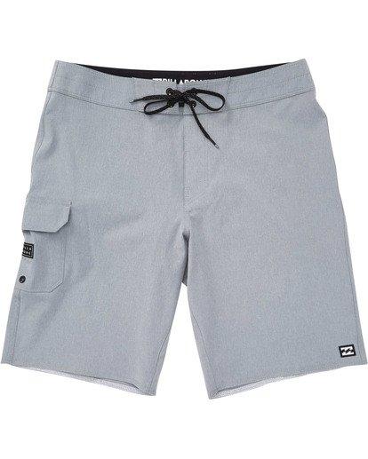 0 Boys' (2-7) All Day Pro Boardshorts Grey K135TBAD Billabong