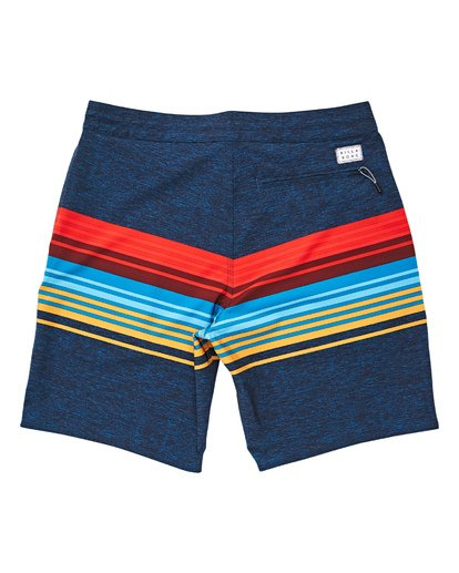 1 Boys' (2-7) Spinner LT Boardshorts Blue K144TBSP Billabong