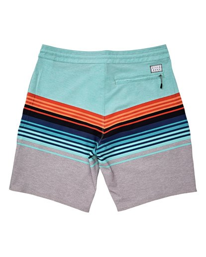 1 Boys' (2-7) Spinner LT Boardshorts Grey K144TBSP Billabong