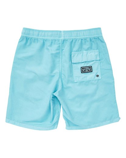 1 Boys' (2-7) All Day Layback Boardshorts White K182TBAD Billabong