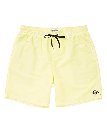 0 Boys' (2-7) All Day Layback Boardshorts Orange K182VBAD Billabong