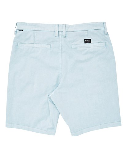 1 Boys' (2-7) New Order X Overdye Walkshort Blue K207TBNO Billabong