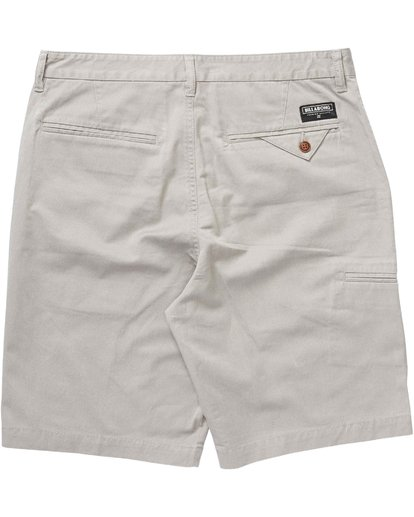 1 Boys (2-7) Carter Stretch Shorts  K250GCAS Billabong