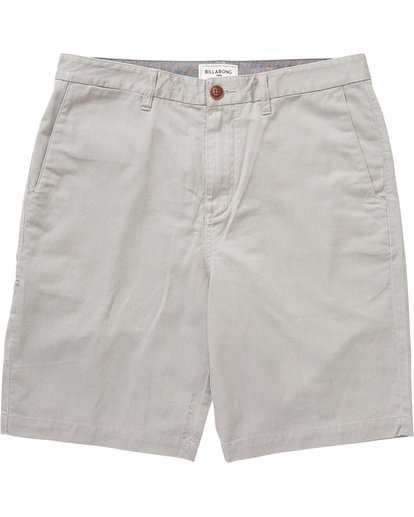 0 Boys (2-7) Carter Stretch Shorts  K250GCAS Billabong