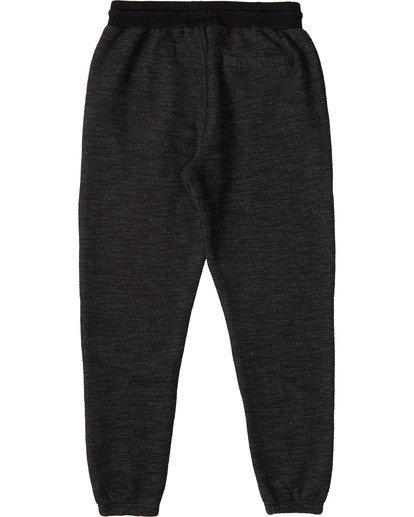 2 Boys' (2-7) Balance Pant Cuffed Black K3003BBP Billabong