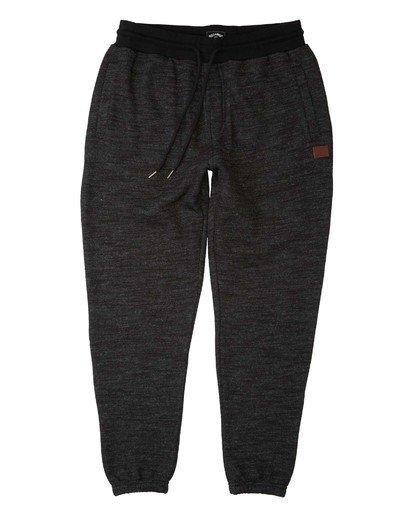 1 Boys' (2-7) Balance Pant Cuffed Black K3003BBP Billabong