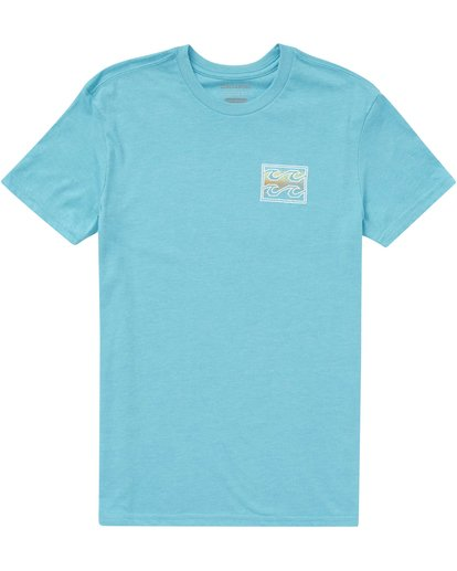 0 Boys' (2-7) Crusty Tee  K401PBCR Billabong