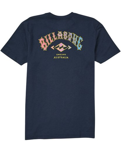 1 Boys' (2-7) Arch Tee  K401QBAR Billabong