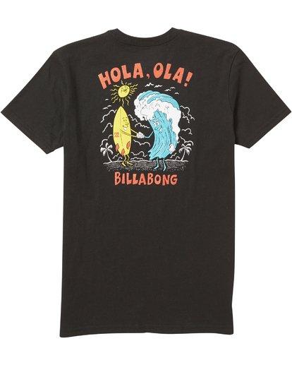 1 Kids' Hola Ola T-Shirt  K401SBHO Billabong