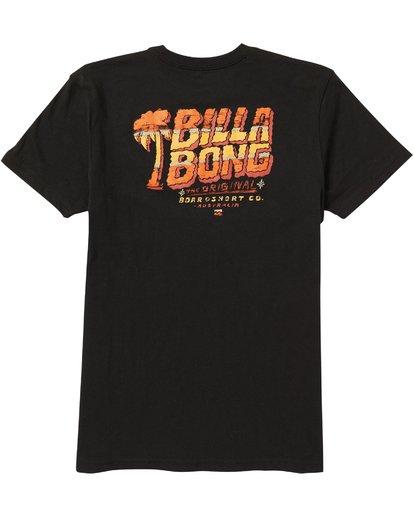 1 Kids' Selector T-Shirt  K401SBSE Billabong
