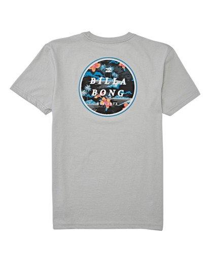 1 Boys' (2-7) Rotor Short Sleeve T-Shirt Grey K4042BRO Billabong