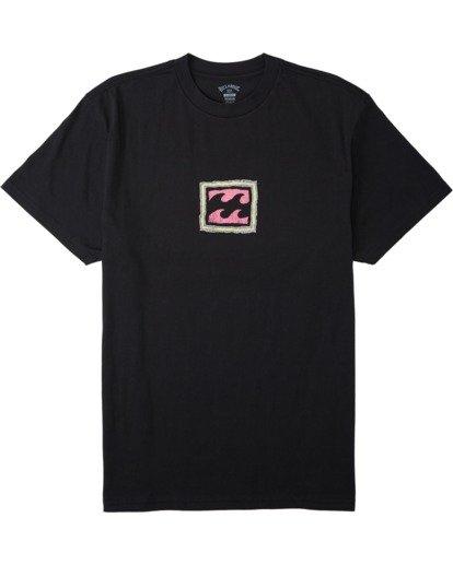 0 Boys' (2-7) Crayon Wave T-Shirt  K4043BCW Billabong