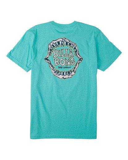 1 Boys' (2-7) Jaws T-Shirt Black K4043BJA Billabong