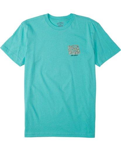 0 Boys' (2-7) Jaws T-Shirt Black K4043BJA Billabong