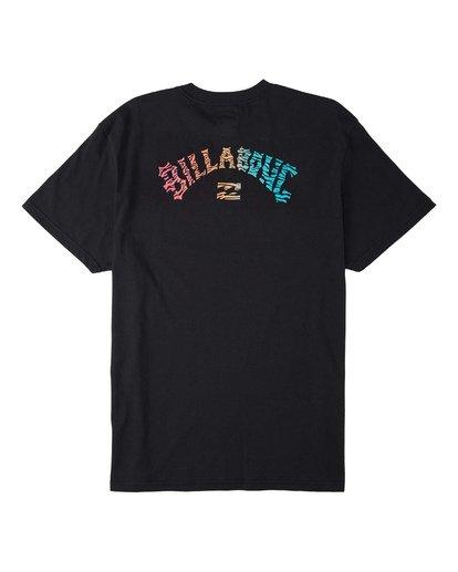 1 Boys' (2-7) Okapi T-Shirt Black K4043BOK Billabong