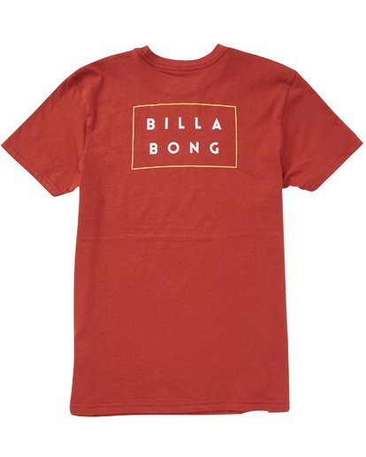 1 Boys' (2-7) Die Cut T-Shirt  K404TBDC Billabong