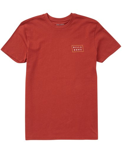 0 Boys' (2-7) Die Cut T-Shirt  K404TBDC Billabong