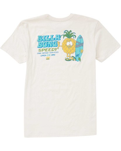 1 Boys' (2-7) Speedy Tee Brown K404TBSP Billabong