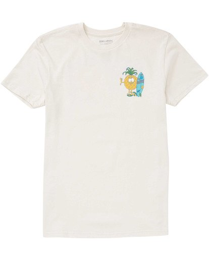 0 Boys' (2-7) Speedy Tee Brown K404TBSP Billabong