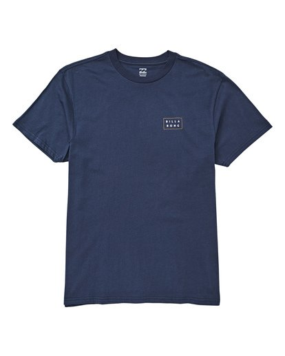 0 Boys' (2-7) Diecut T-Shirt Blue K404UBDC Billabong