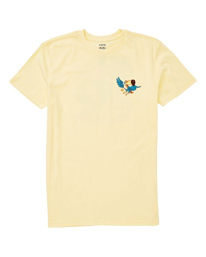 0 Boys' (2-7) Toucan Tee Yellow K404UBTO Billabong