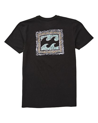 1 Boys' (2-7) Warp T-Shirt Black K404UBWA Billabong