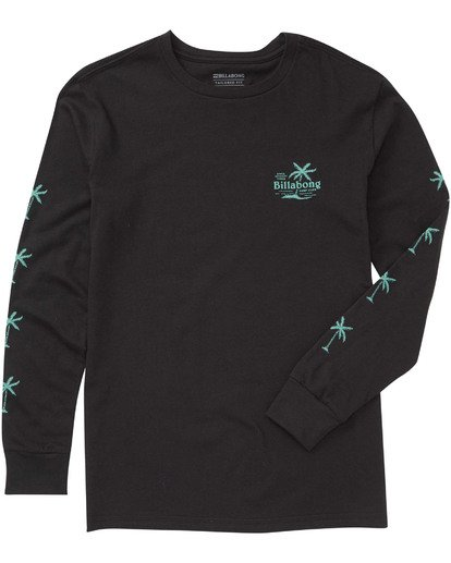 1 Boys' (2-7) Surf Club Long Sleeve T-Shirt  K405TBSC Billabong