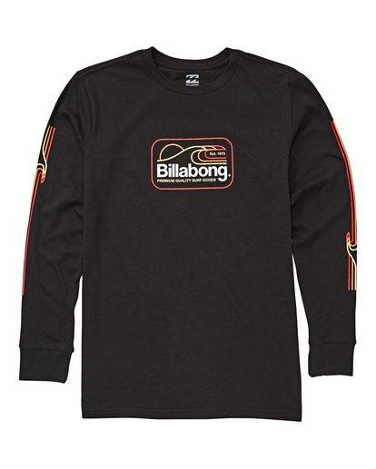 0 Boys' (2-7) Dive Long Sleeve T-Shirt  K405UBDI Billabong