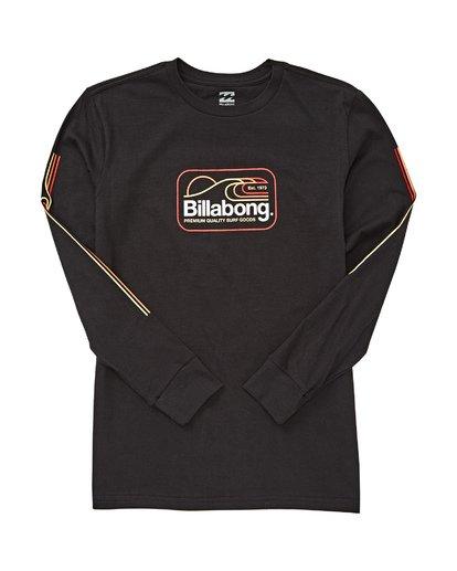 1 Boys' (2-7) Dive Long Sleeve T-Shirt  K405UBDI Billabong