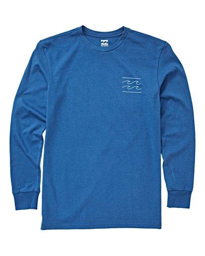 0 Boys' (2-7) Unity T-Shirt Blue K405VBUN Billabong