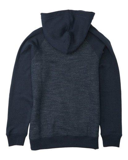 1 Boys' (2-7) Balance Pullover Hoodie Blue K6453BBP Billabong