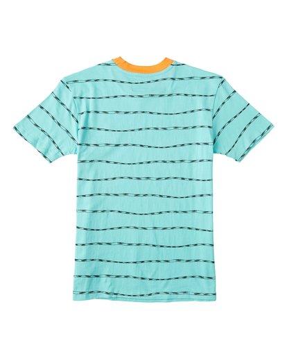 1 Boys' (2-7) Truffula Trunk Crew T-Shirt Green K9042BTR Billabong