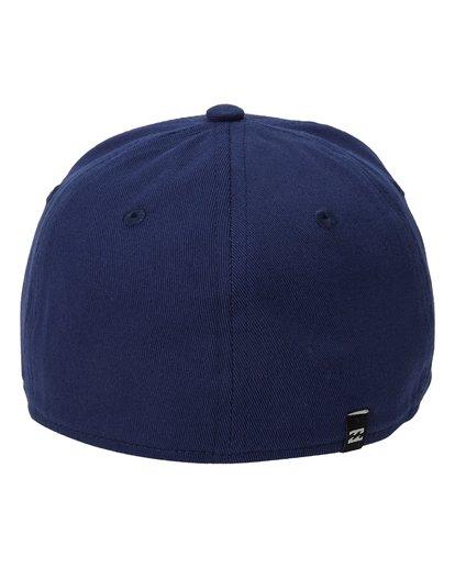 2 Boys' (2-7) All Day Trucker Hat Blue KAHW1BAC Billabong