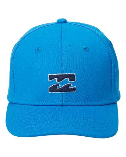 1 Boys' (2-7) All Day Trucker Hat Blue KAHW1BAC Billabong