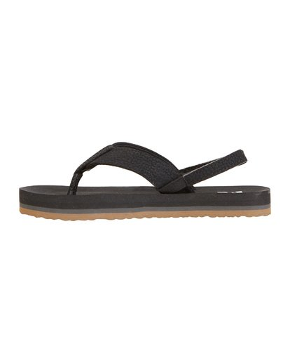 2 Boys' (2-7) Stoked Sandals Black KFOT1BST Billabong