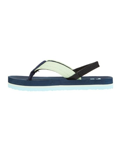 5 Boys' (2-7) Stoked Sandals Blue KFOT1BST Billabong