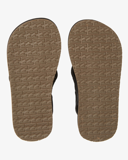 1 Boys' (2-7) Stoked Sandals Black KFOT1BST Billabong