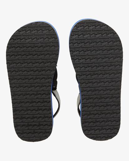 1 Boys' (2-7) Stoked Sandals Blue KFOT1BST Billabong