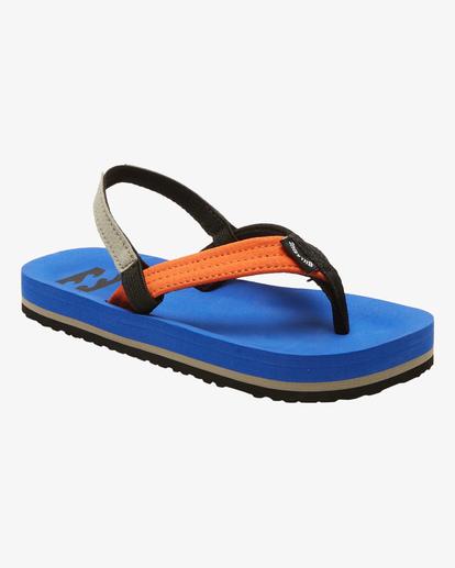 0 Boys' (2-7) Stoked Sandals Blue KFOT1BST Billabong
